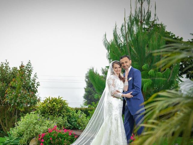 El matrimonio de Jeferson y Sandra en Subachoque, Cundinamarca 6