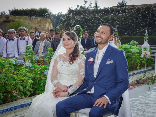 El matrimonio de Jeferson y Sandra en Subachoque, Cundinamarca 8