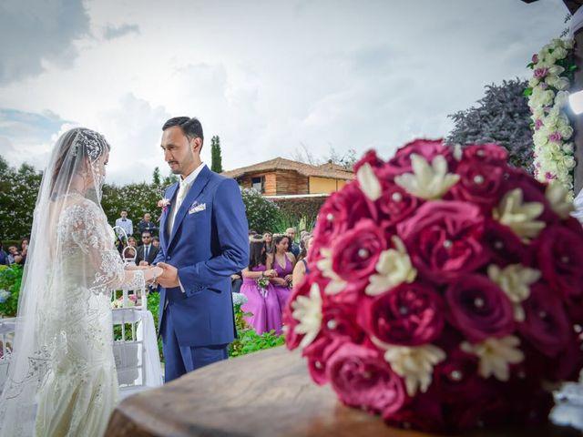 El matrimonio de Jeferson y Sandra en Subachoque, Cundinamarca 9