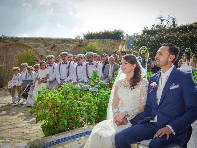 El matrimonio de Jeferson y Sandra en Subachoque, Cundinamarca 11