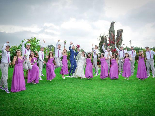 El matrimonio de Jeferson y Sandra en Subachoque, Cundinamarca 13
