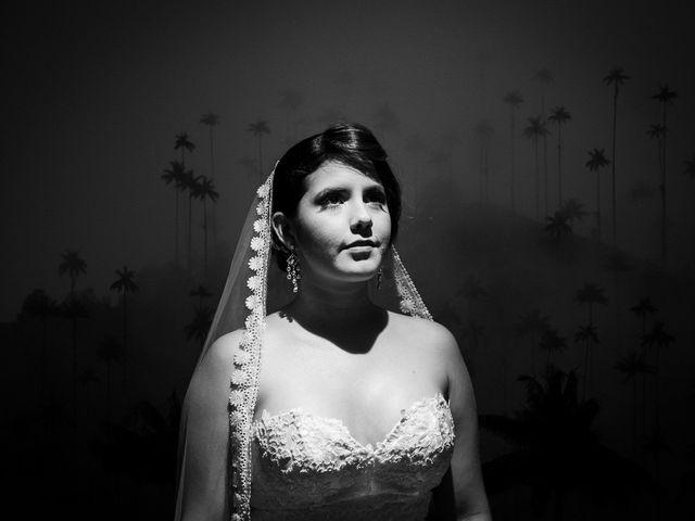 El matrimonio de Francisco  y Jessica  en Cali, Valle del Cauca 24