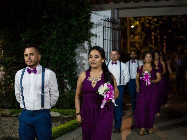 El matrimonio de Francisco  y Jessica  en Cali, Valle del Cauca 29