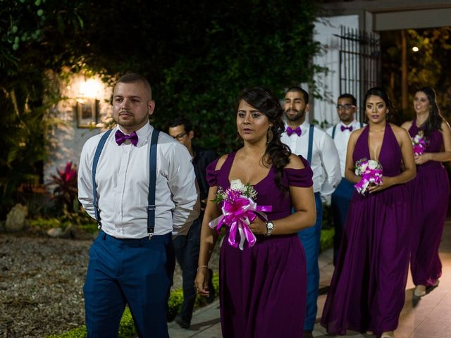 El matrimonio de Francisco  y Jessica  en Cali, Valle del Cauca 30