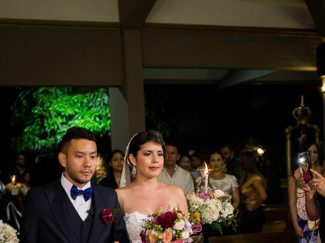 El matrimonio de Francisco  y Jessica  en Cali, Valle del Cauca 36