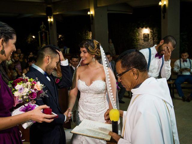 El matrimonio de Francisco  y Jessica  en Cali, Valle del Cauca 39