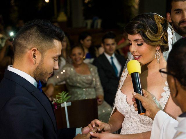 El matrimonio de Francisco  y Jessica  en Cali, Valle del Cauca 41