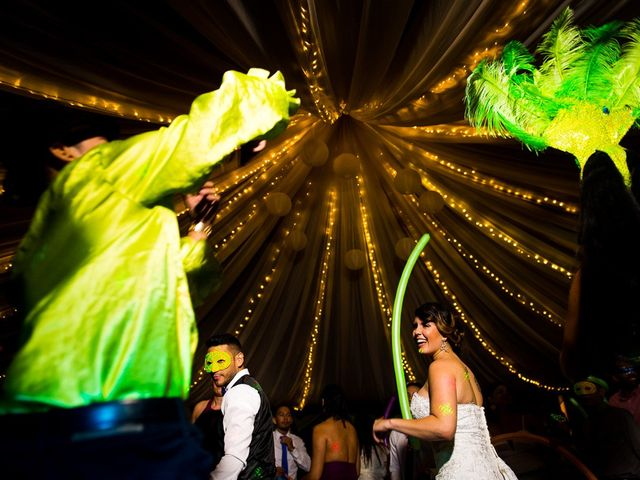 El matrimonio de Francisco  y Jessica  en Cali, Valle del Cauca 81