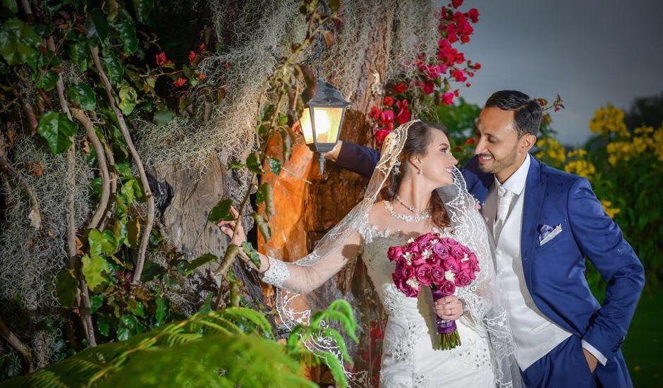 El matrimonio de Jeferson y Sandra en Subachoque, Cundinamarca