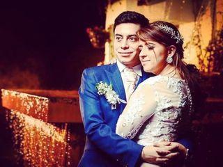 El matrimonio de Laura  y Sergio