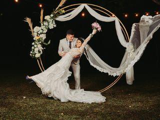 El matrimonio de Greiff y Harol