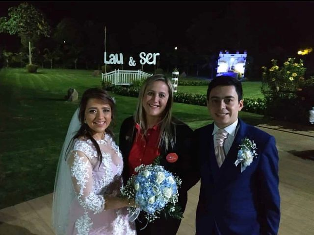 El matrimonio de Sergio  y Laura  en Cota, Cundinamarca 9