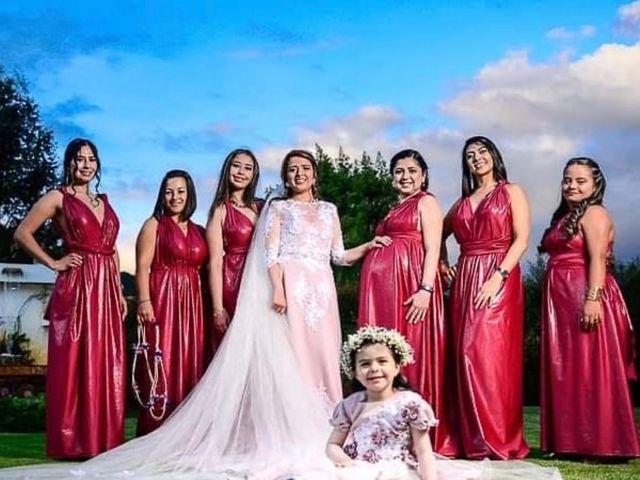 El matrimonio de Sergio  y Laura  en Cota, Cundinamarca 10