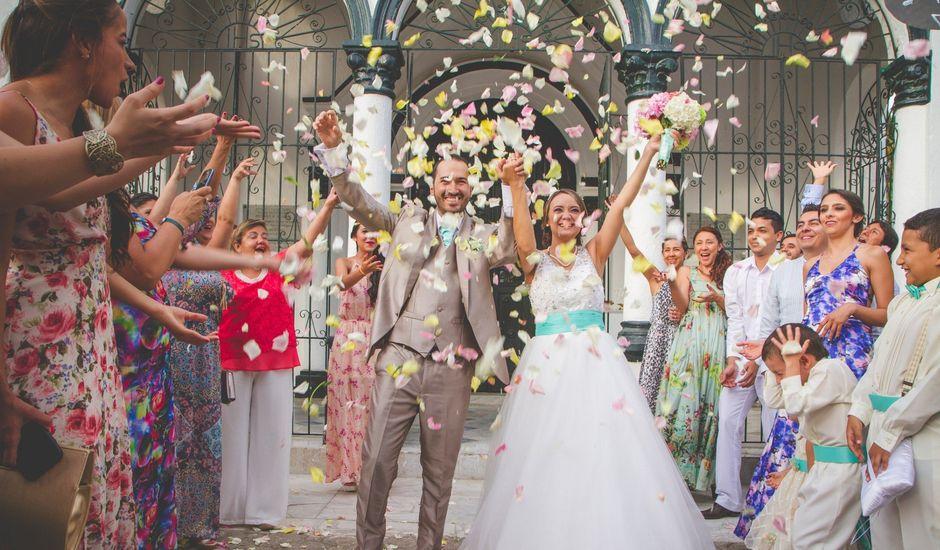 El matrimonio de Jorge y Aleja en Cartagena, Bolívar
