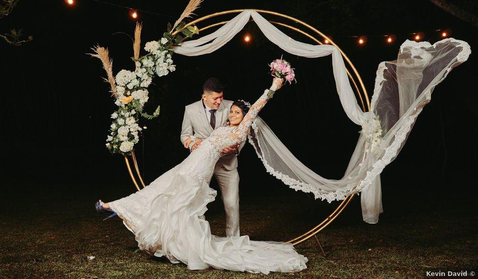 El matrimonio de Harol y Greiff en Ibagué, Tolima