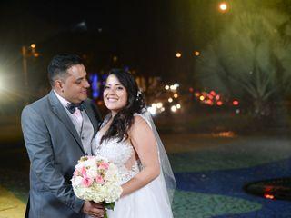 El matrimonio de Catalina y Andrés