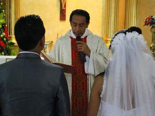 El matrimonio de Astrid y Pablo  2