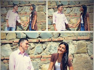 El matrimonio de Yesica  y Leider 3