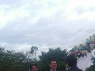 El matrimonio de Daniela Paredes y Diber Vasquez 2