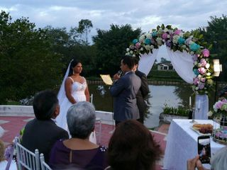 El matrimonio de Daniela Paredes y Diber Vasquez 3