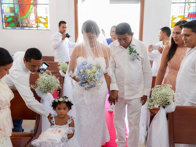 El matrimonio de Yosneider  y Lilián  en Valledupar, Cesar 13
