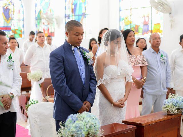 El matrimonio de Yosneider  y Lilián  en Valledupar, Cesar 15