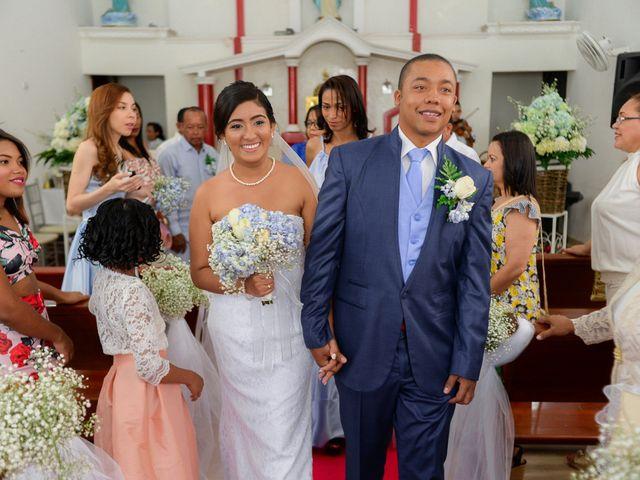 El matrimonio de Yosneider  y Lilián  en Valledupar, Cesar 1