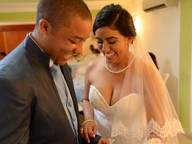 El matrimonio de Lilián  y Yosneider