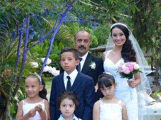 El matrimonio de Vanessa y Richard  3