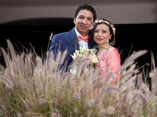 El matrimonio de Alejandra y José
