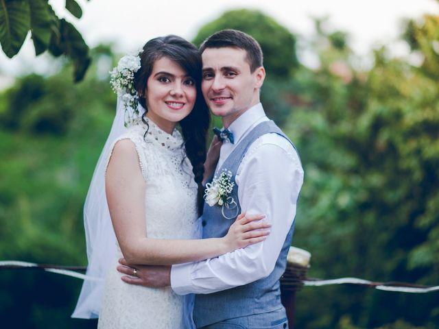 El matrimonio de Tamara y Veaceslav
