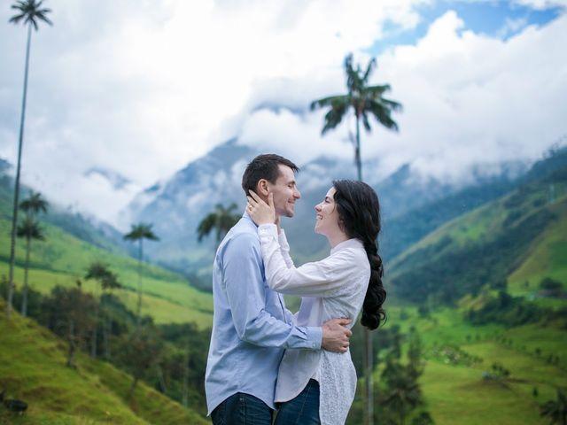 El matrimonio de Veaceslav y Tamara en Pereira, Risaralda 2