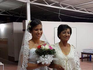 El matrimonio de Luisa y Cristian 1