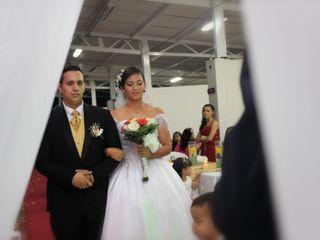 El matrimonio de Luisa y Cristian 2