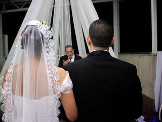 El matrimonio de Luisa y Cristian 3