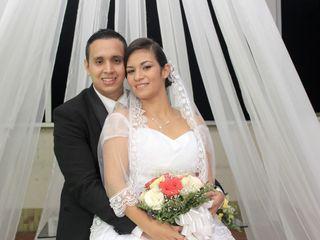 El matrimonio de Luisa y Cristian