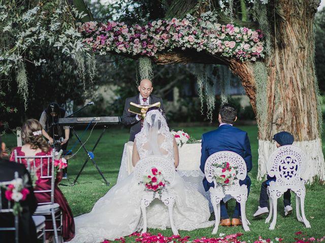 El matrimonio de John y Caro en Tenjo, Cundinamarca 20