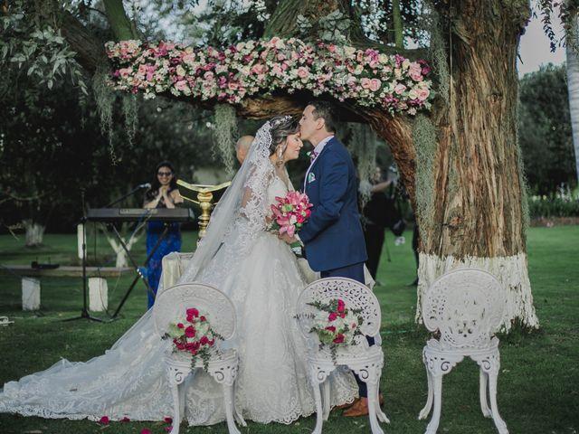 El matrimonio de John y Caro en Tenjo, Cundinamarca 22