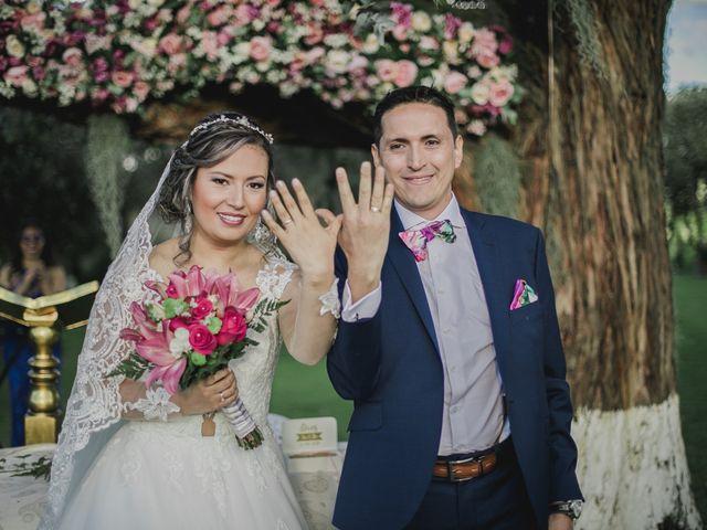 El matrimonio de John y Caro en Tenjo, Cundinamarca 23