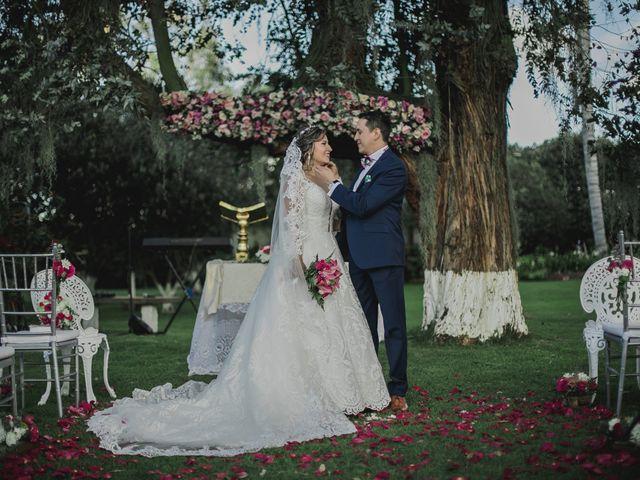 El matrimonio de John y Caro en Tenjo, Cundinamarca 24