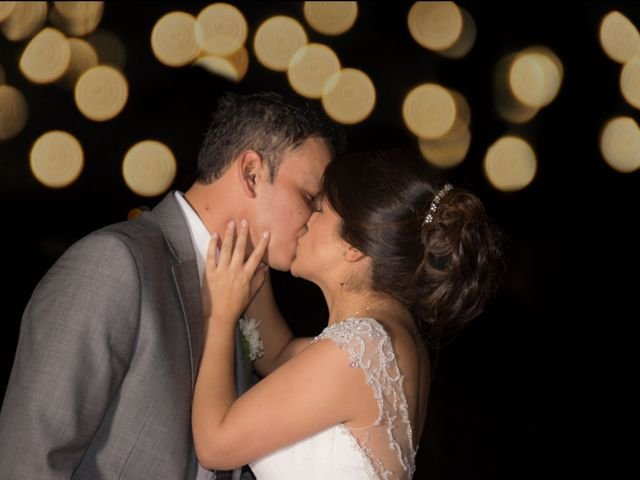 El matrimonio de Fiorella y Alvaro