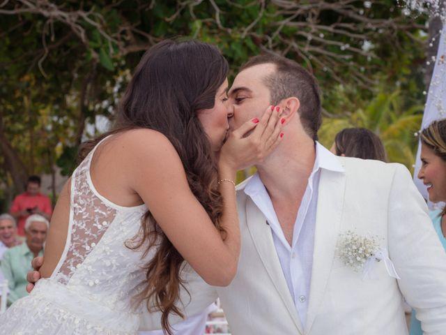 El matrimonio de Vero y Carly