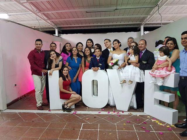El matrimonio de Cristian y Luisa en Bucaramanga, Santander 17