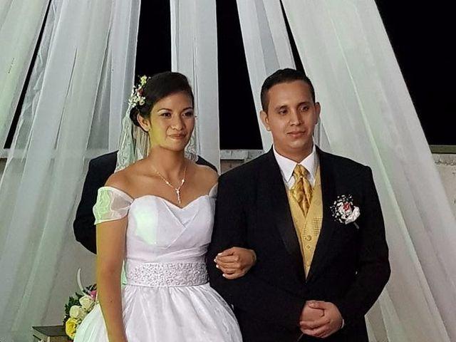 El matrimonio de Cristian y Luisa en Bucaramanga, Santander 8