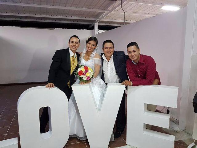 El matrimonio de Cristian y Luisa en Bucaramanga, Santander 22