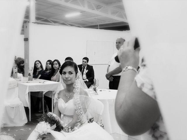El matrimonio de Cristian y Luisa en Bucaramanga, Santander 4