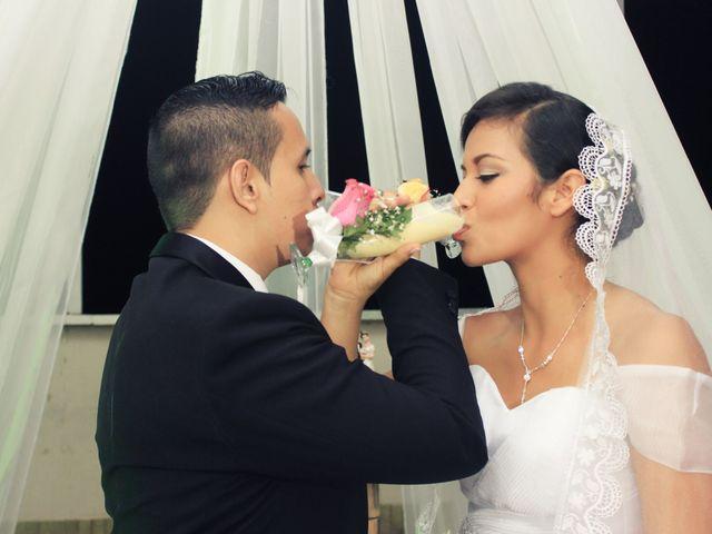 El matrimonio de Cristian y Luisa en Bucaramanga, Santander 9
