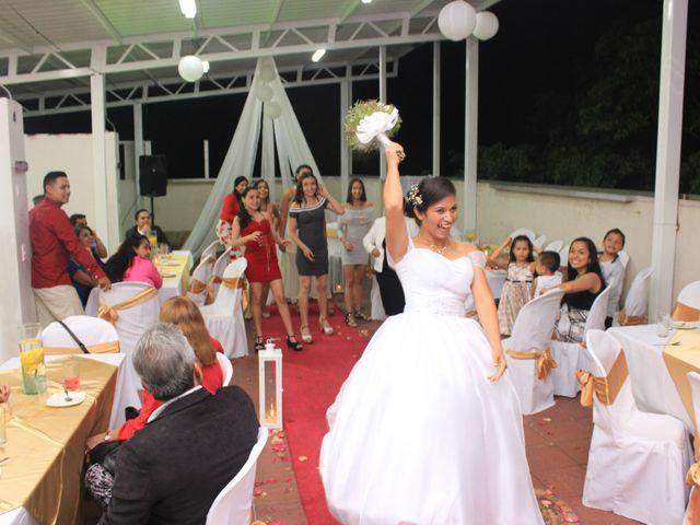 El matrimonio de Cristian y Luisa en Bucaramanga, Santander 25