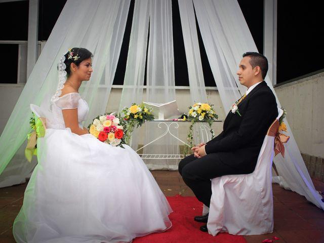 El matrimonio de Cristian y Luisa en Bucaramanga, Santander 5