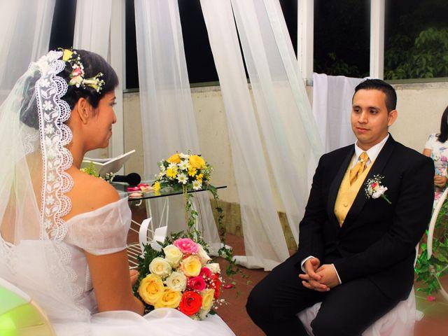 El matrimonio de Cristian y Luisa en Bucaramanga, Santander 6